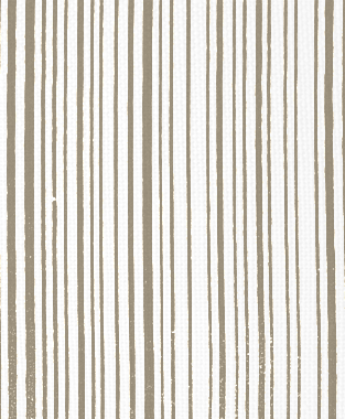 Tillett Textiles Mini Stripe Putty