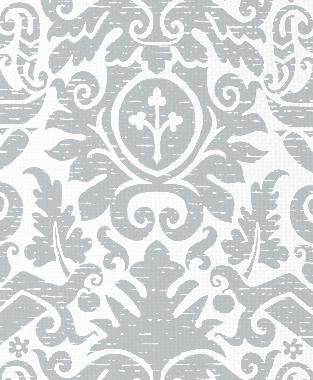 Tillett Textiles Deauville Metallic Silver