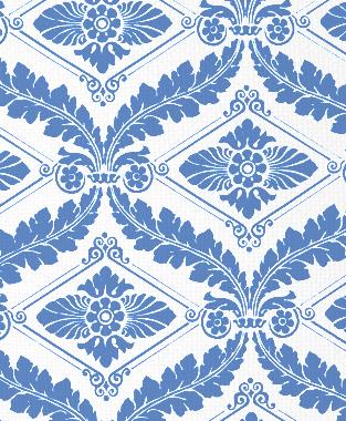 Tillett Textiles Sheffield Blue Lapis