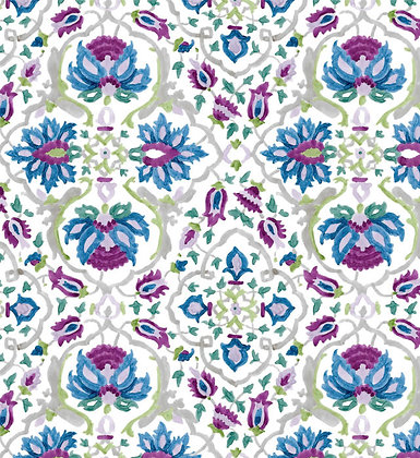 Ferran Textiles Milli Sapphire