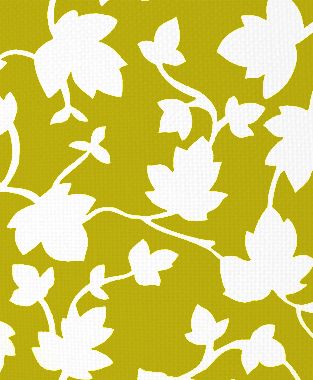 Tillett Textiles Ivy Blotch Charteuse