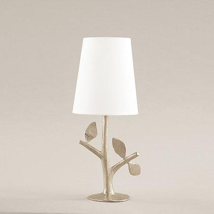 Folia Petite Lamp Nickle