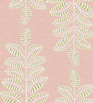 Ferran Textiles Chiswick Fern Peony