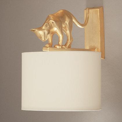 Lili wall lamp Gold