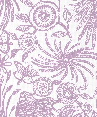 Tillett Textiles Ixtaplauca Violet