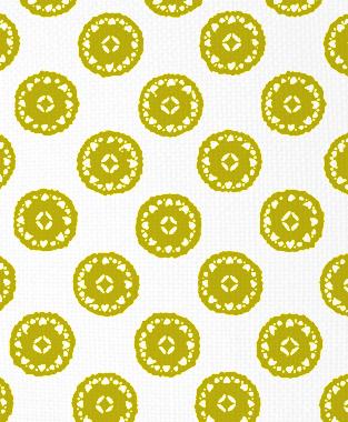 Tillett Textiles Vignelli Charteuse