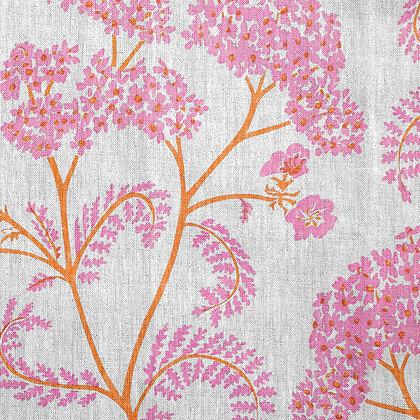 Madder Cutch & Co Achillea Flamingo & Saffron on Natural