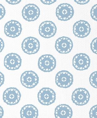 Tillett Textiles Vignelli Sky