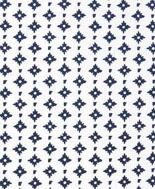 Tillett Textiles Winston Navy