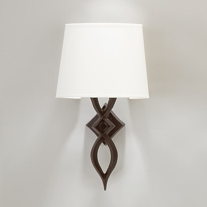 Mona wall lamp Bronze