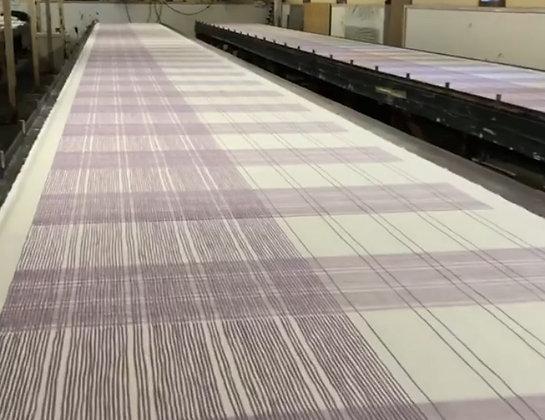 Tillett Textiles Nonza Plaid Violet