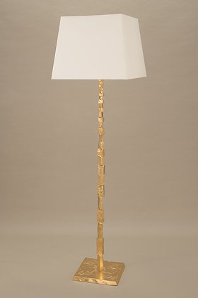 Gold Floor Lamp Fragile