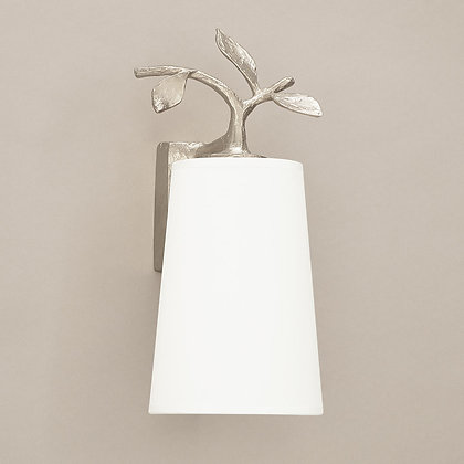 Dolce Wall Lamp Nickle