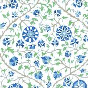 Urfa White China Blue