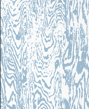 Tillett Textiles Woodgrain Sky