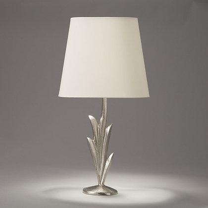 Lys lamp Nickle