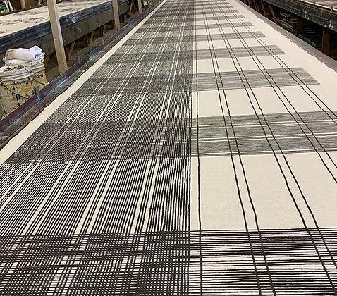 Tillett Textiles Nonza Plaid Charcoal