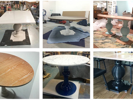 HOW TO ORDER A CUSTOM DINING TABLE