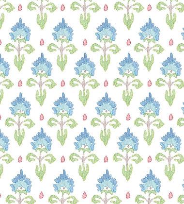 Ferran Textiles Perse Delft