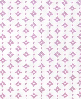 Tillett Textiles Winston Pink Pansey