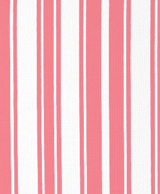 Tillett Textiles Evergreen Stripe Sorbet