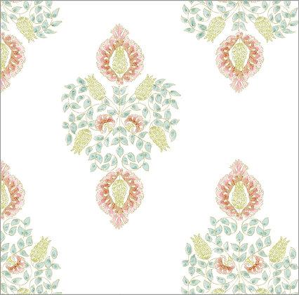 Ferran Textiles Wallpaper Argos Clay