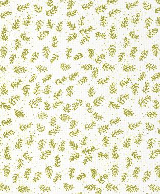 Tillett Textiles Twigs Forest Moss