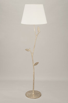 Nickle Floor Lamp Flora