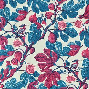 Fanny Shorter Fig Fuchsia