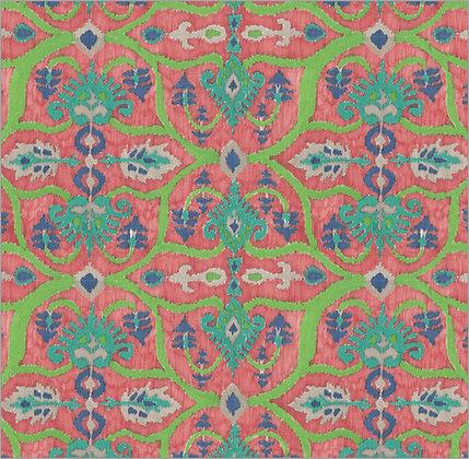Ferran Textiles Wallpaper Lampang Ruby