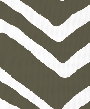 Tillett Textiles Ikat Chevron Acacia