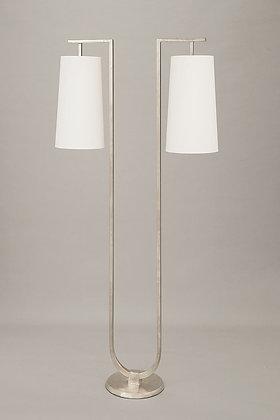 Nickle Floor Lamp Gustave