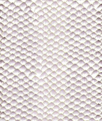 Ferran Textiles Arapaima Aubergine