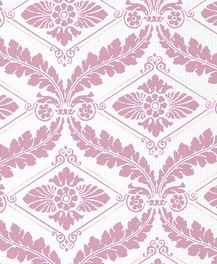 Tillett Textiles Sheffield Pink Pansey
