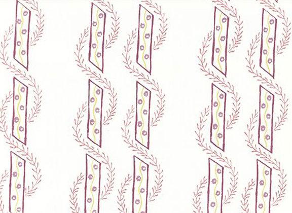 Mally Skok Nichola Wallpaper Pink