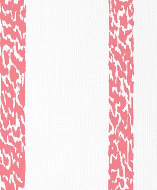 Tillett Textiles Ocelot Stripe Sorbet