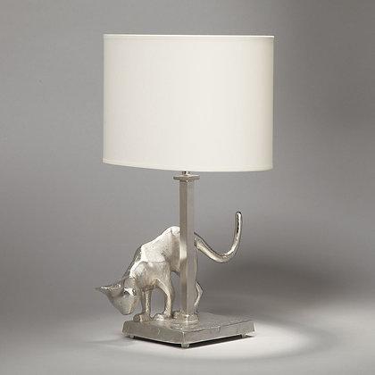 Lili lamp Nickle