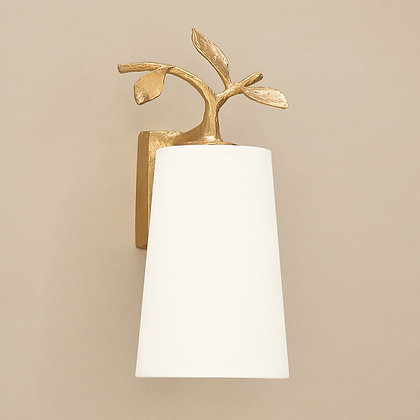 Dolce Wall Lamp Gold