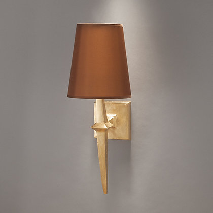 Adam wall lamp Gold