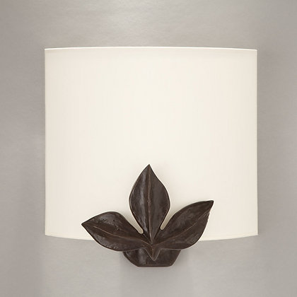 Charme wall lamp Bronze