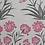 Thumbnail: MUGHAL MEADOW MINI Pink UK Natural Linen