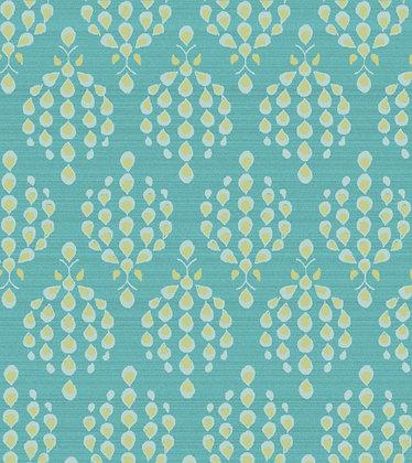 Ferran Textiles Bursa Willow Peacock