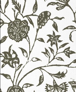 Tillett Textiles Balinese Acacia