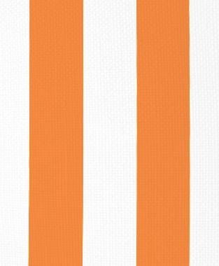Tillett Textiles Vertical Stripe Carrot