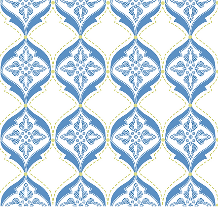Behl Designs Calio Blue Haven Emb