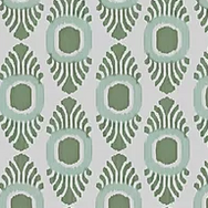 Ikat Mini Apple & Aqua Pyster
