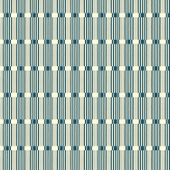 Stripe Block Indigo