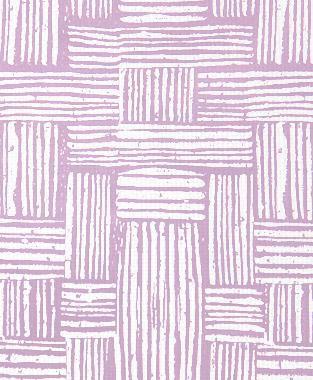 Tillett Textiles Basket Weave Violet