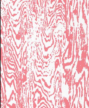 Tillett Textiles Woodgrain Sorbet