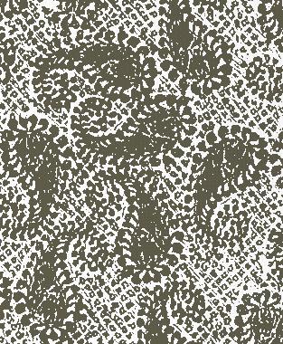 Tillett Textiles Paisley Patch Acacia